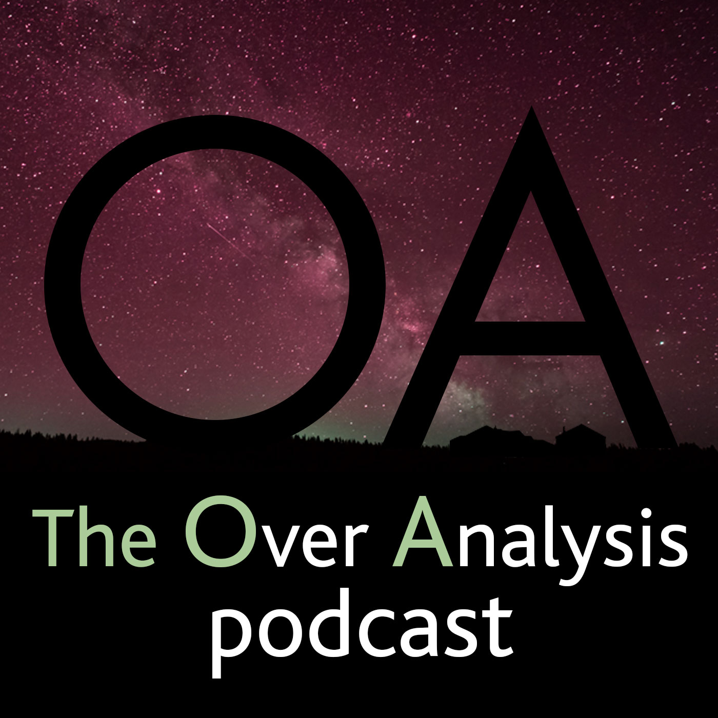 The Over Analysis podcast artwork